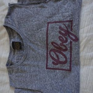 Obey muscle tee